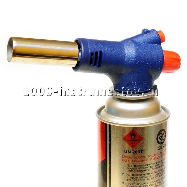 Горелка-насадка газовая с пьезоподжигом FENIX KW 707