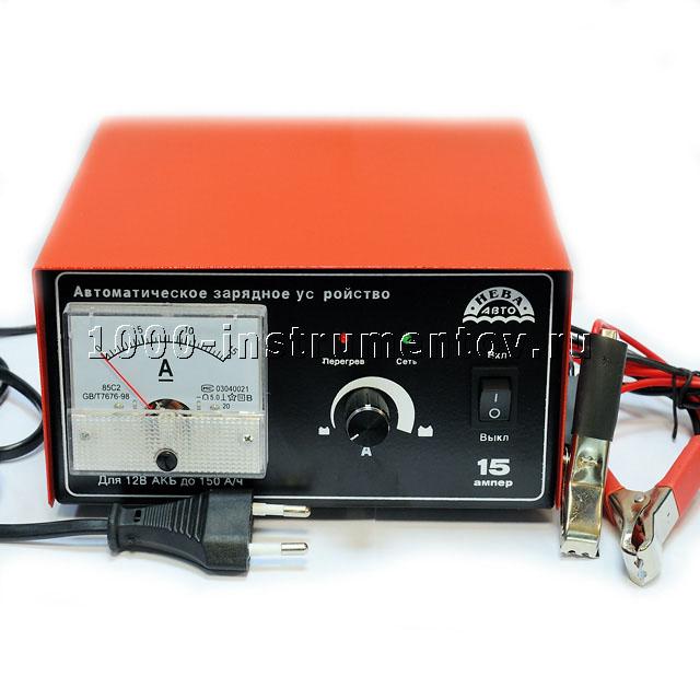 Инструкция по эксплуатации зарядное устройство для автомобильного аккумулятора