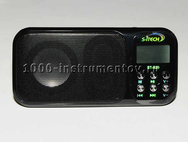 Аудио-система портативная S-ITECH ST-920