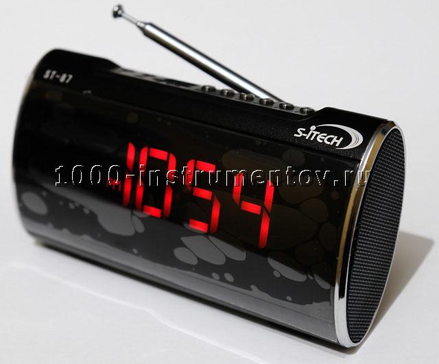 Аудио-система портативная S-ITECH ST-87