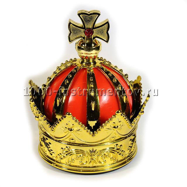 Ароматизатор Шапка Мономаха - Корона красный