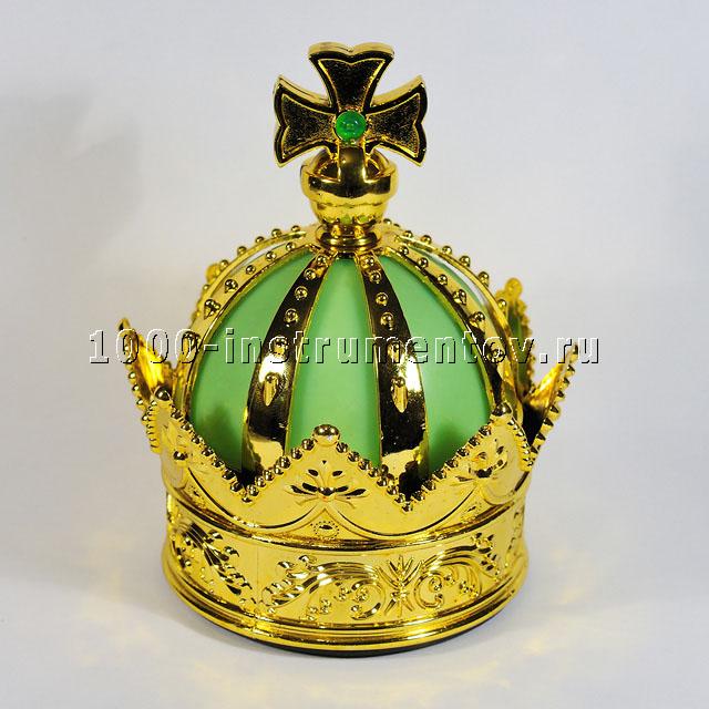 Ароматизатор Шапка Мономаха - Корона зеленый