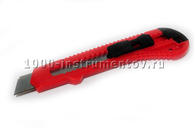 Нож MATRIX 18мм с выдвижным лезвием