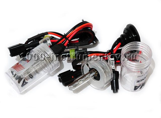 Лампы ксеноновые H1 5000К OPTIMA