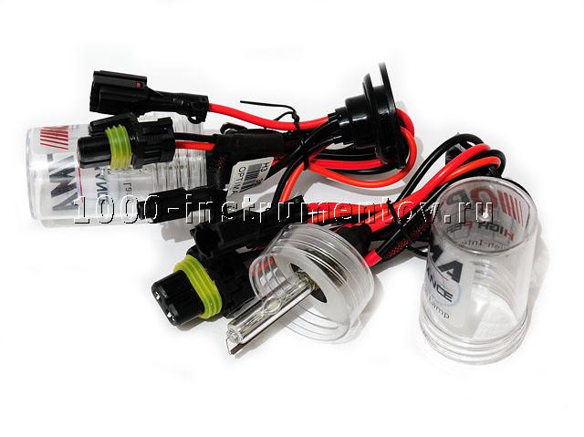 Лампы ксеноновые H3 5000К OPTIMA