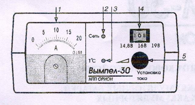 устройство Вымпел-30,