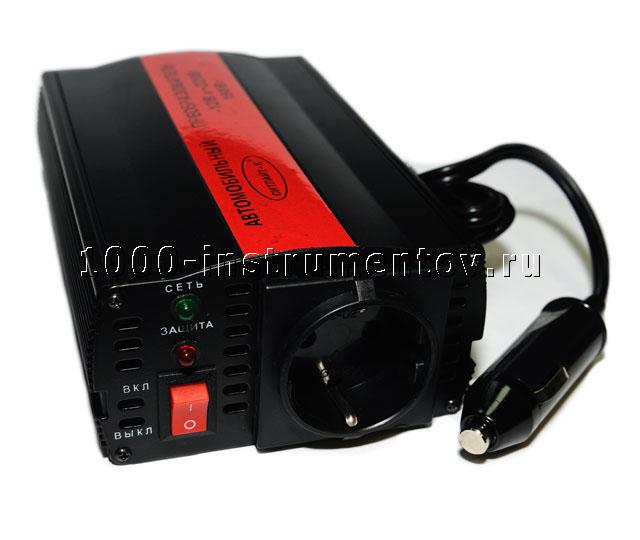 Автомобильный преобразователь напряжения Ситлайт-К 12-220 В 150 Вт
