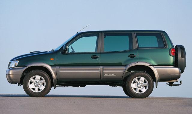 Nissan Terrano II 2001, отзывы, обслуживание, ремонт, эксплуатация