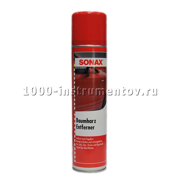 Очиститель от смолы и насекомых SONAX