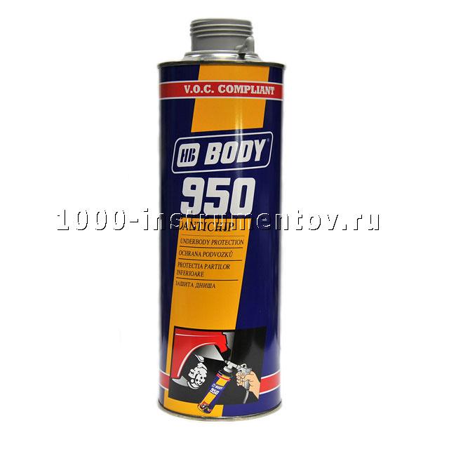Антикор 950 серый 1кг Body