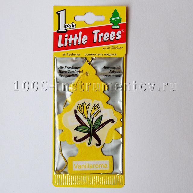 Ароматизатор елочка Little Trees ваниль