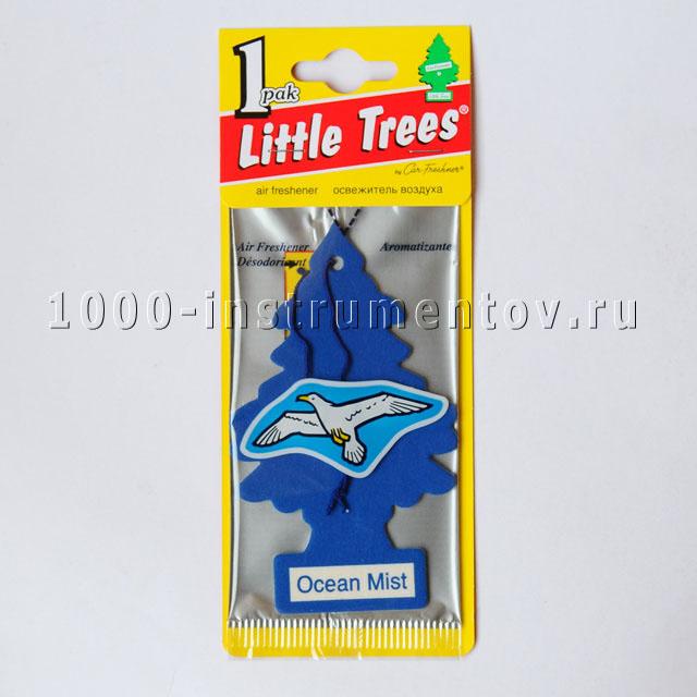 Ароматизатор елочка Little Trees океан