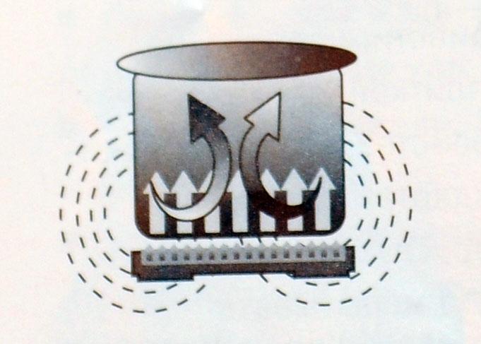 Принцип индукционного нагрева плиты KITFORT KT-102