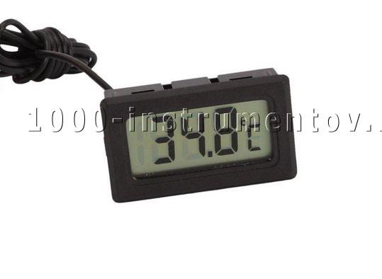Термометр электронный с внешним датчиком