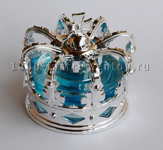 Ароматизатор КОРОНА KING blue
