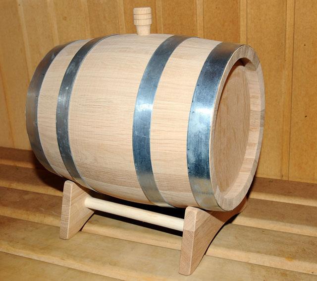 Ставропольская бочка объёмом 10 литров